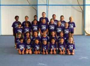 Summer: Cheerleading and Tumbling Combination Camps