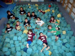 Summer: Recreation Gymnastics Camps