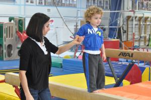 Ages 1.5 to 4: Elite Kids Club Preschool Gymnastics Classes