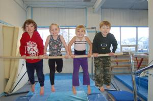 Ages 5 to 18: Recreation Gymnastics Classes