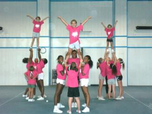 Summer: Cheerleading Camps