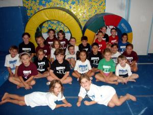 School Year: Vacation Care Gymnastics Camps
